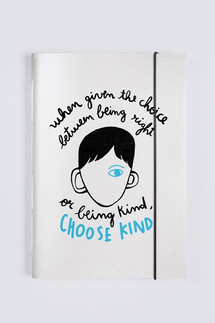 Sketchbook Being Kind