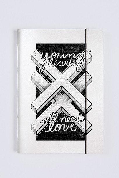Sketchbook The xx