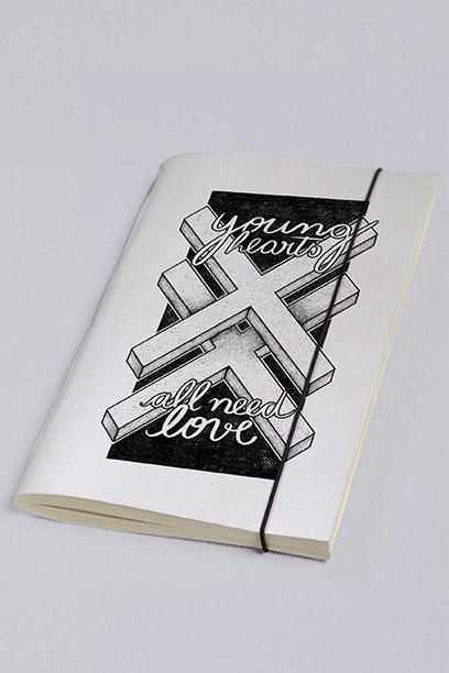 Sketchbook The xx