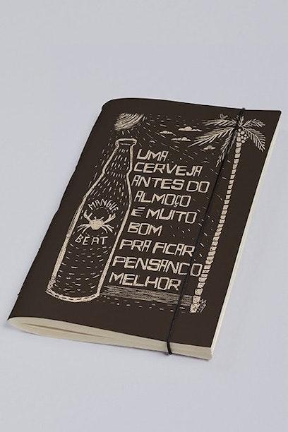 Sketchbook A Praieira