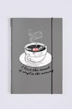 Sketchbook Sounds Like Coffee