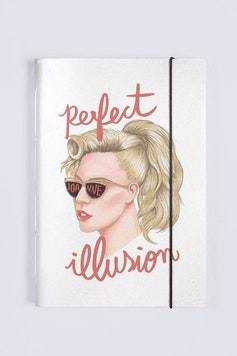 Sketchbook Lady Gaga