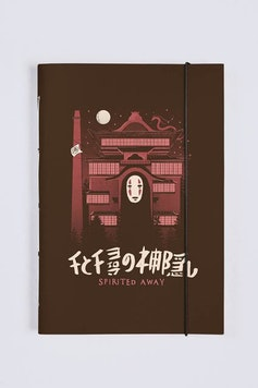 Sketchbook Spirited Away
