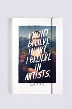 Sketchbook Duchamp