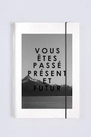 Sketchbook Passé, Présent, Futur
