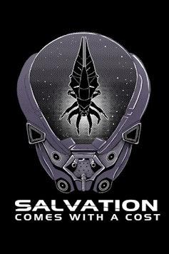 Estampa Sketchbook Mass Effect