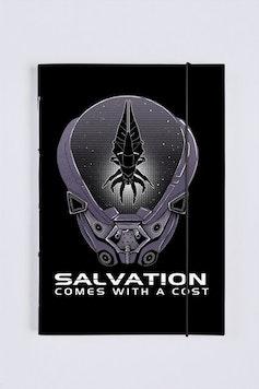 Sketchbook Mass Effect