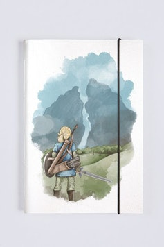 Sketchbook Breath of the Wild
