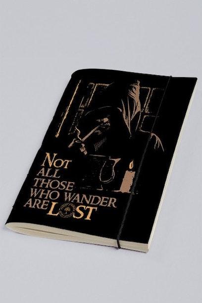 Sketchbook Aragorn