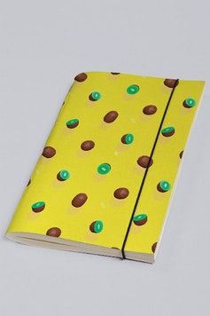 Estampa Sketchbook Kiwi