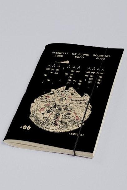 Sketchbook Space Smuggler