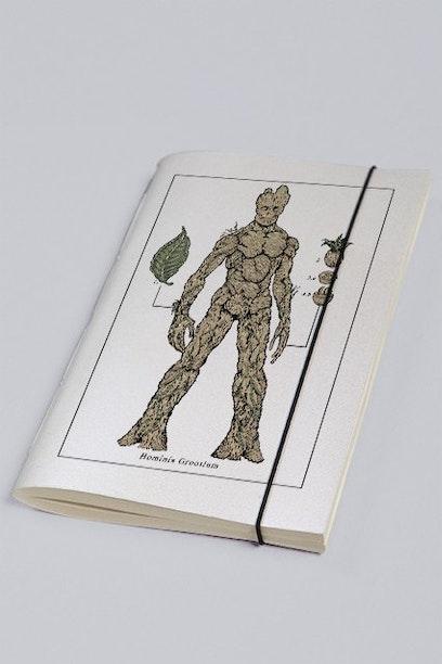 Sketchbook Hominis Grootium