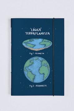 Sketchbook Terra Plana