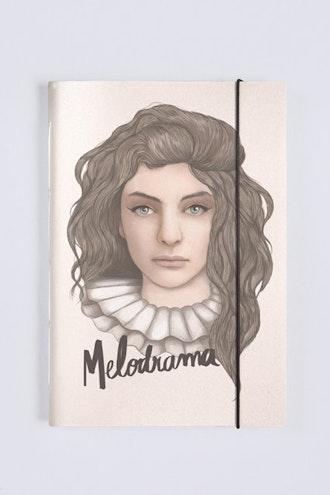 Sketchbook Lorde