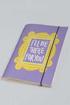 Sketchbook I'll be there for You