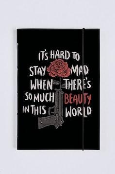 Sketchbook American Beauty