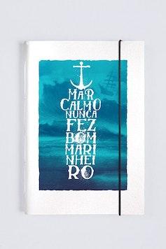 Sketchbook Mar Calmo