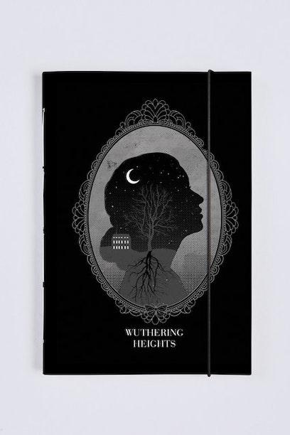 Sketchbook Wuthering Heights