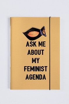 Sketchbook Feminist Agenda
