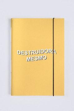 Sketchbook Destruidora