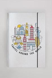 Sketchbook Around The World