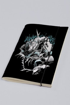 Estampa Sketchbook Jon Snow