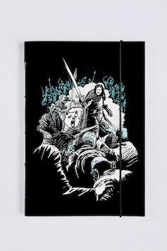 Sketchbook Jon Snow
