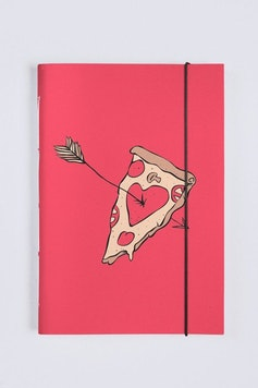 Sketchbook Pizza Lover
