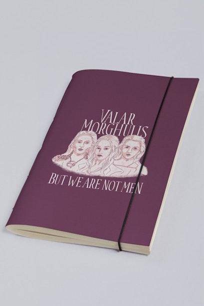 Sketchbook Valar Morghulis