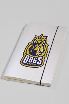 Estampa Sketchbook Madrid Dogs