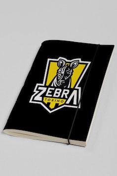 Estampa Sketchbook Torino Zebra