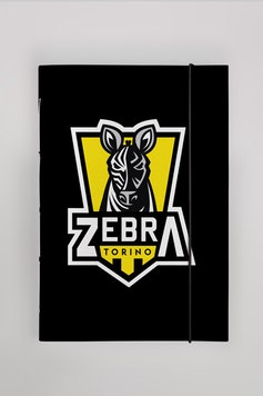 Sketchbook Torino Zebra