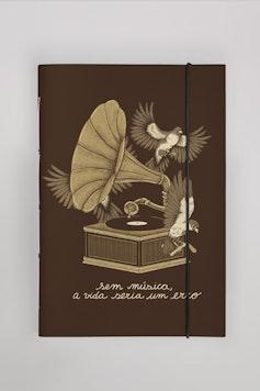 Sketchbook Musicólatra