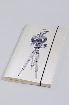 Estampa Sketchbook Modern Times
