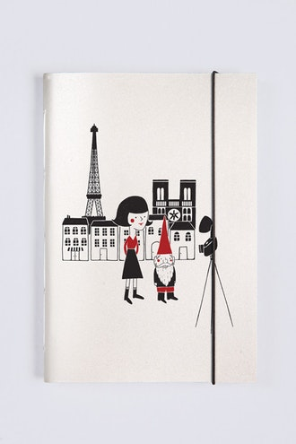 Sketchbook Amélie Paris